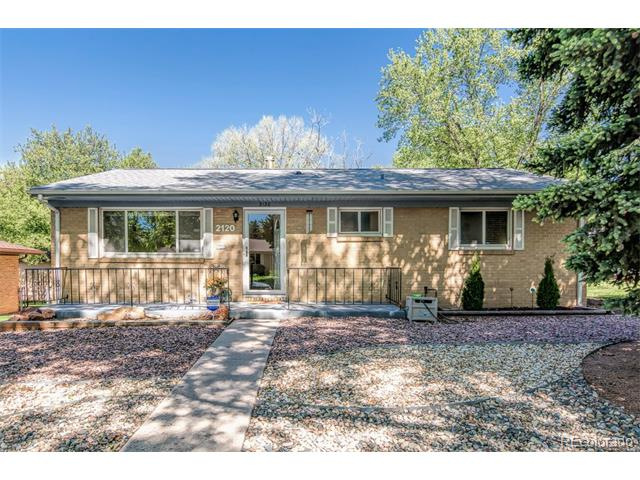2120 Downing Drive, Colorado Springs, CO 80909