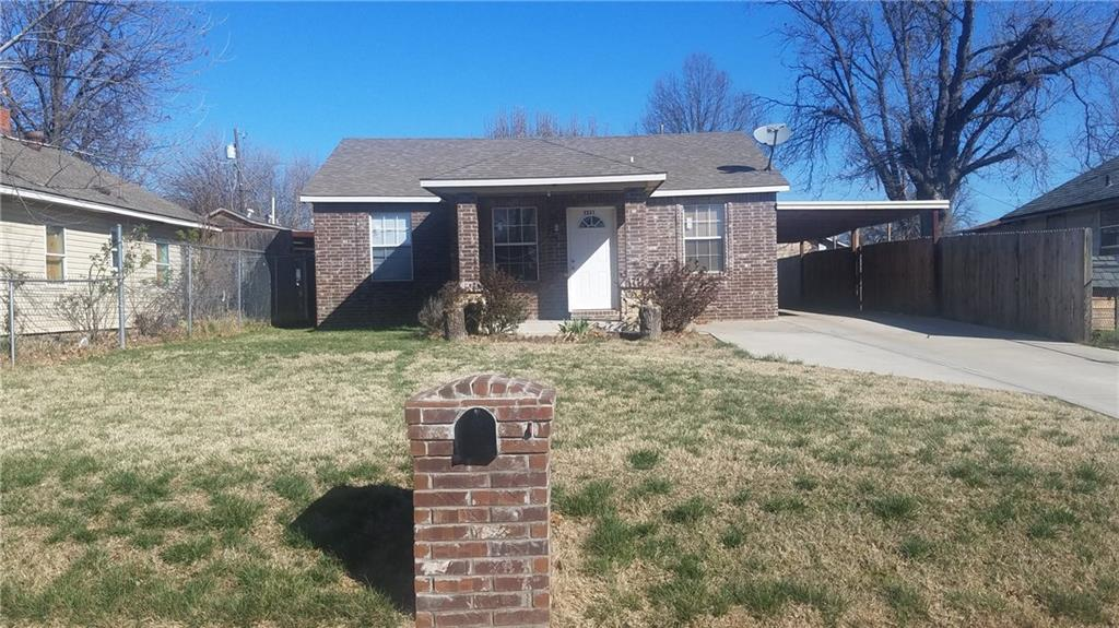 2531 SW 28th Street, Oklahoma City, OK 73108