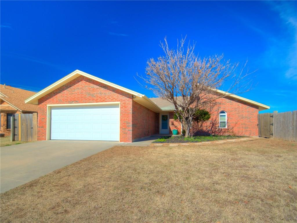411 W Crooked Branch Way, Mustang, OK 73064