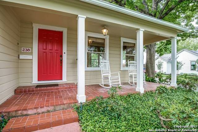 238 ALTA AVE, Alamo Heights, TX 78209