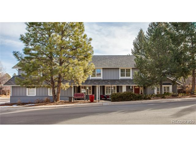 10739 E Crestridge Circle, Englewood, CO 80111