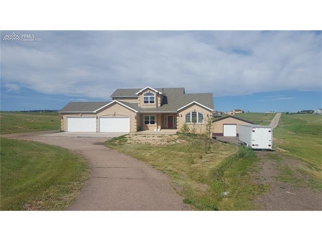 15525 Terra Ridge Circle, Colorado Springs, CO 80908