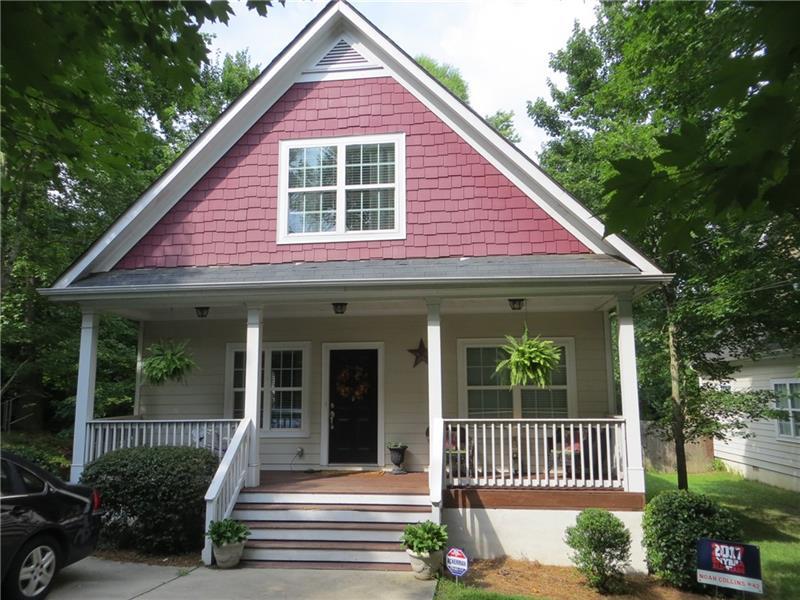 1949 NW Felker Ward Street, Atlanta, GA 30318