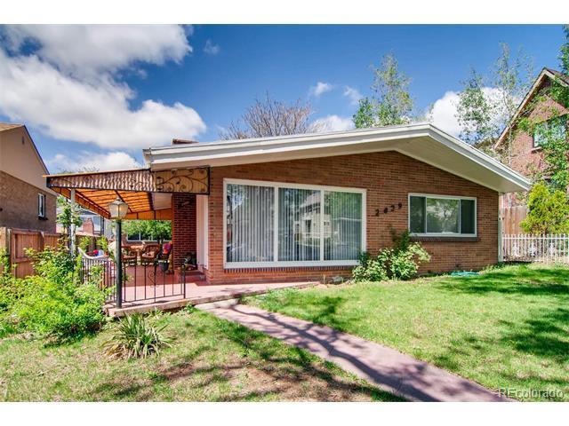 2829 Quitman Street, Denver, CO 80212