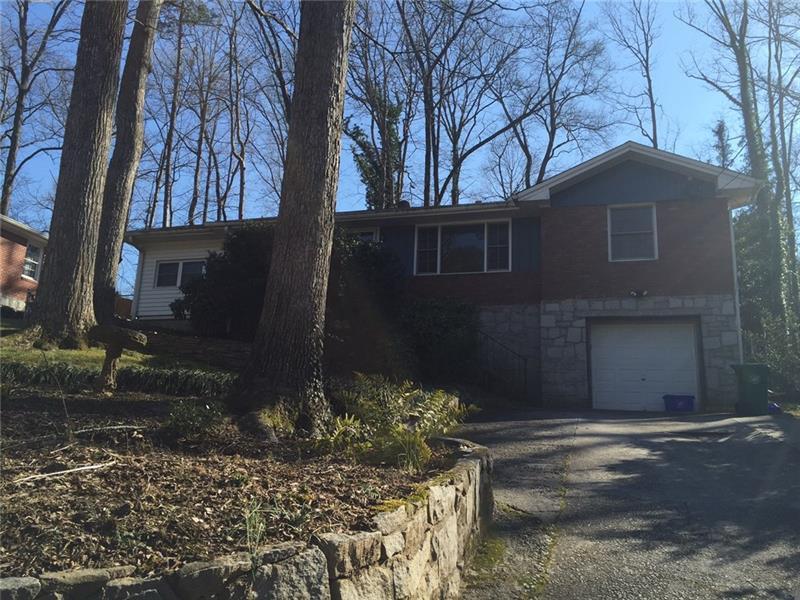 1857 NE Fern Creek Lane, Atlanta, GA 30329