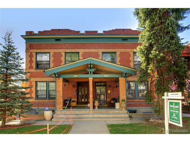 567 N Gilpin Street, Denver, CO 80218