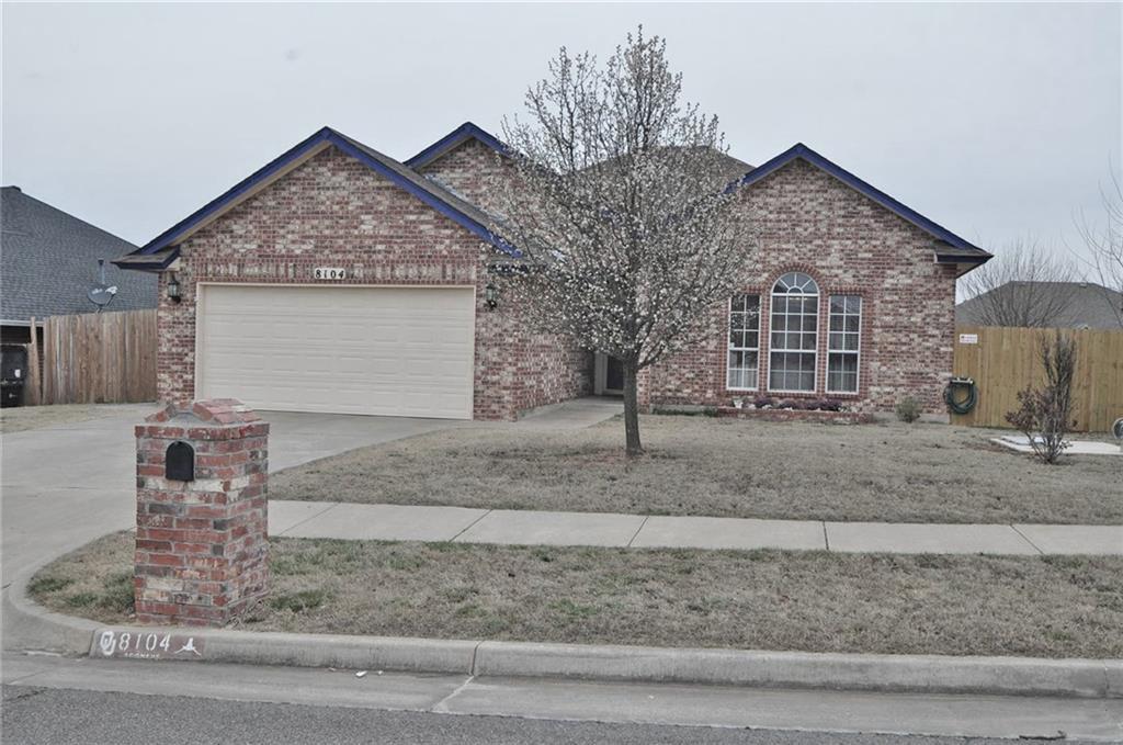 8104 Eagle Circle, Oklahoma City, OK 73135