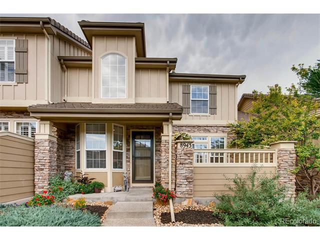 8943 Tappy Toorie Circle, Highlands Ranch, CO 80129