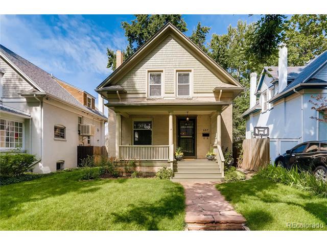 257 S Clarkson Street, Denver, CO 80209