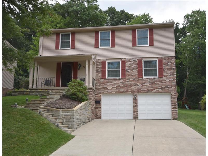 366 Fruitwood Drive, Bethel Park, PA 15102
