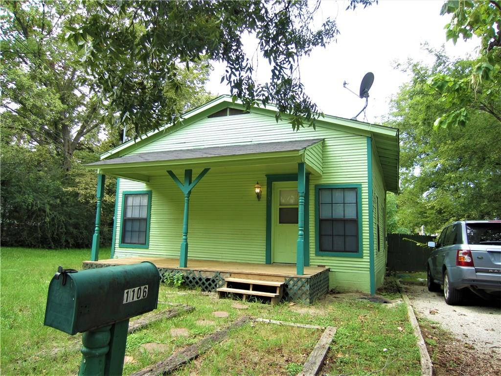 1106 Peak Street, Denton, TX 76201