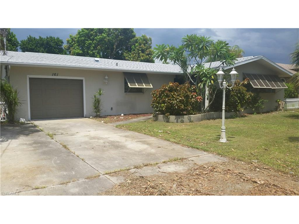 161 SW 52nd ST, CAPE CORAL, FL 33914