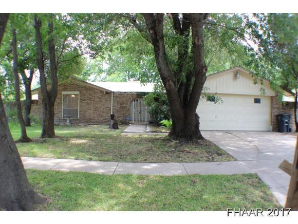 1903 Hooten Street, Killeen, TX 76543