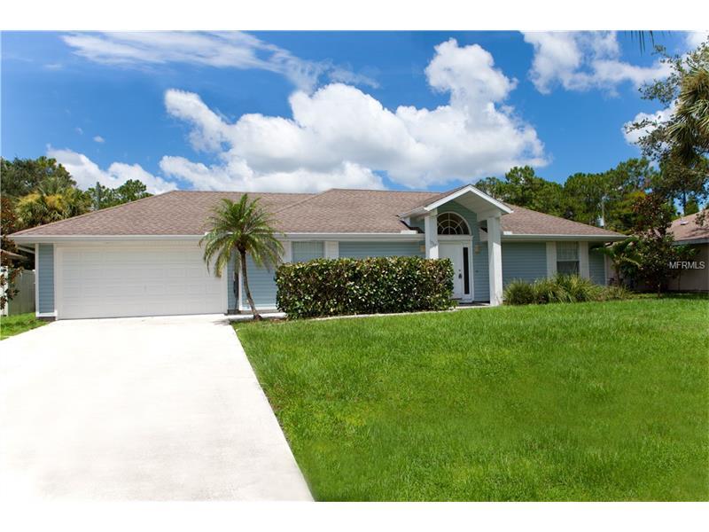 1713 CRANBERRY BV, NORTH PORT, FL 34286