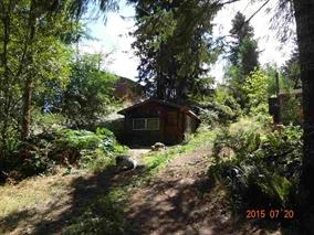 5394 JERVIS INLET ROAD, Egmont, BC V0N 1N0