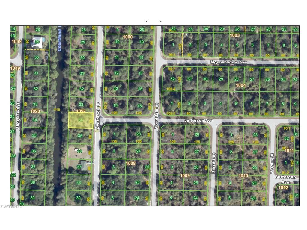 273 Overbrook ST, PORT CHARLOTTE, FL 33954