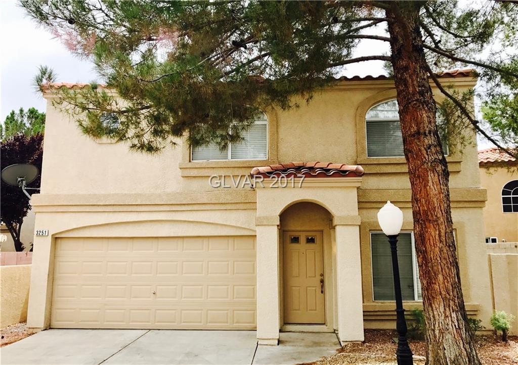 3251 EPSON Street, Las Vegas, NV 89129