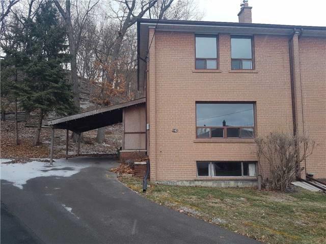 142 Langden Ave, Toronto, ON M6N 2L5