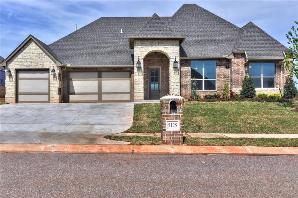 5125 Keystone Circle, Edmond, OK 73025