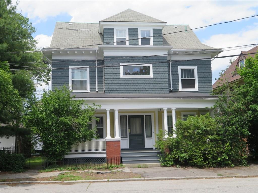 42 HIDDEN ST, East Side of Prov, RI 02906