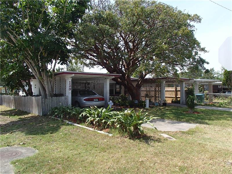 129 HARRISON AVENUE, CAPE CANAVERAL, FL 32920