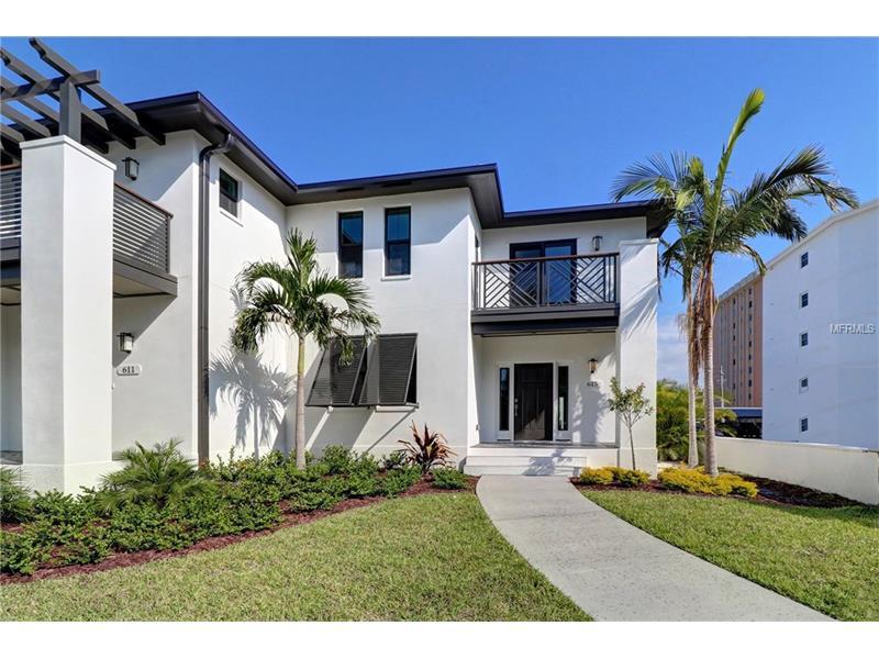 615 11TH AVE NE, ST PETERSBURG, FL 33701