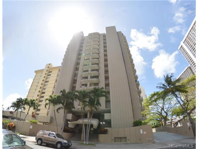 311 Ohua Avenue 1401A, Honolulu, HI 96815