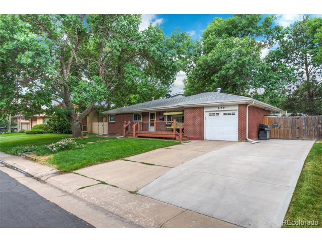 6139 Newcombe Street, Arvada, CO 80004
