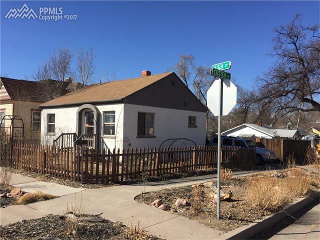 922 E High Street, Colorado Springs, CO 80903