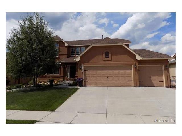 6256 Harney Drive, Colorado Springs, CO 80924