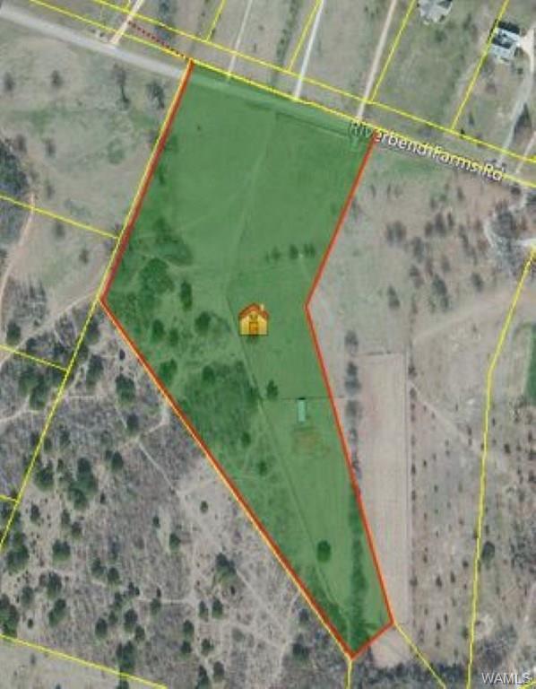 Lot 48 Riverbend Farm, Moundville, AL 35474