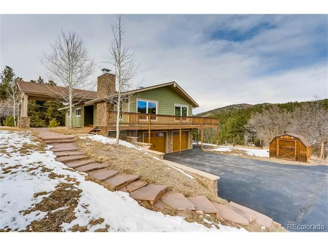19675 Flint Lane, Morrison, CO 80465