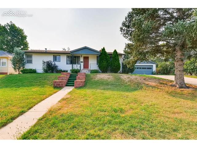 1361 Hillcrest Avenue, Colorado Springs, CO 80909
