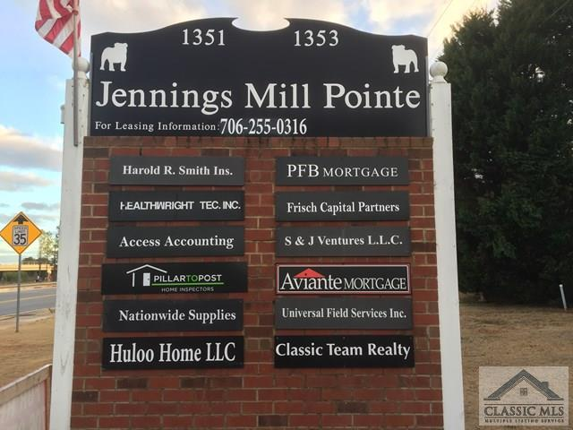 1351 Jennings Mill Road, Watkinsville, GA 30677