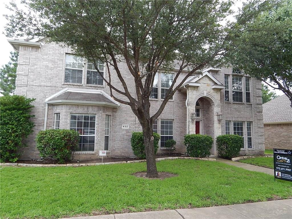 432 Kyle Lane, Lewisville, TX 75067