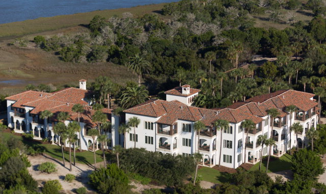10 Dune Avenue (Unit 19, Qrt. Interest IV) 19, Sea Island, GA 31561