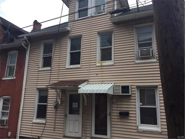 829 Laufer Street, Bethlehem City, PA 18015