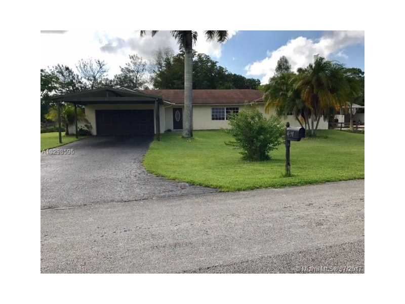 4900 SW 167th Ave, Southwest Ranches, FL 33331
