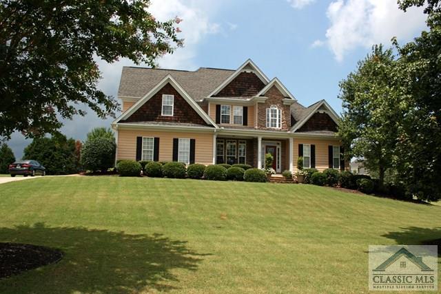 192 Harris Hills Drive, Athens, GA 30607