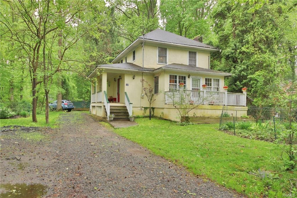 143 Washington Spring Road, Palisades, NY 10964