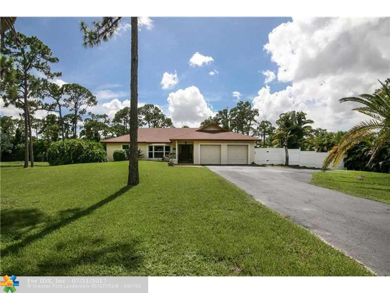 5601 Pinetree Rd, Parkland, FL 33067