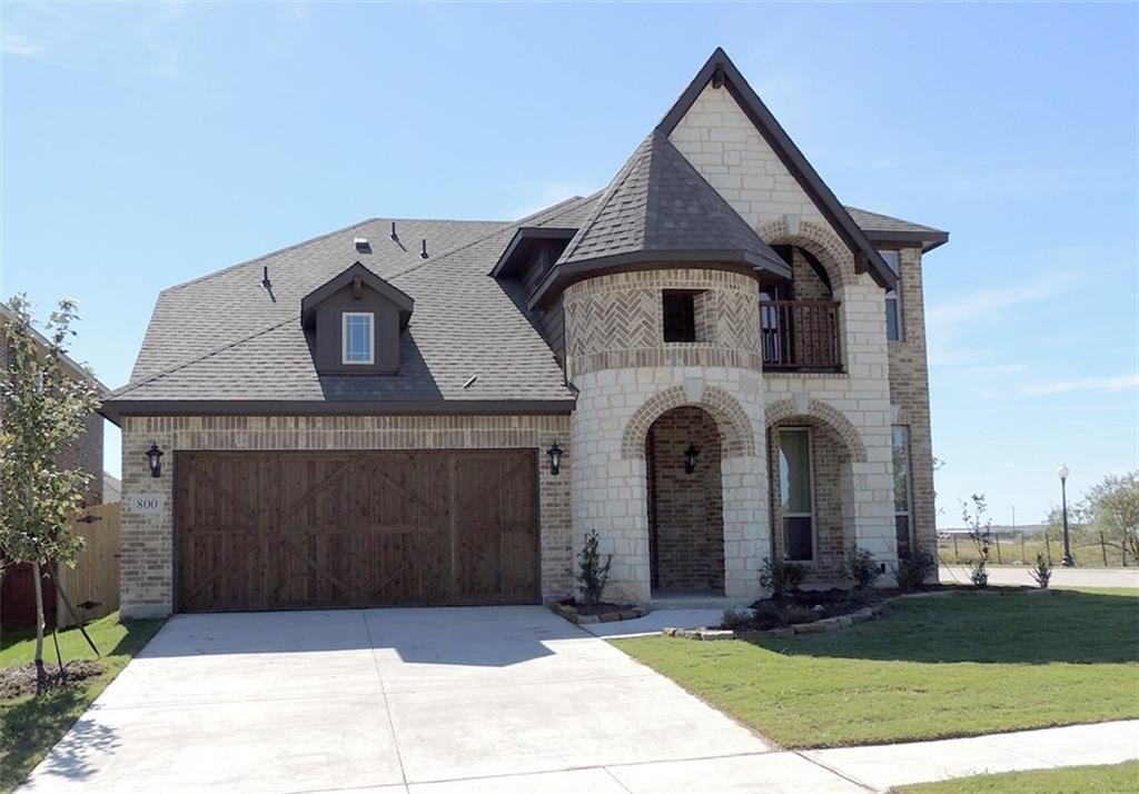 800 Sunflower Court, Aledo, TX 76008
