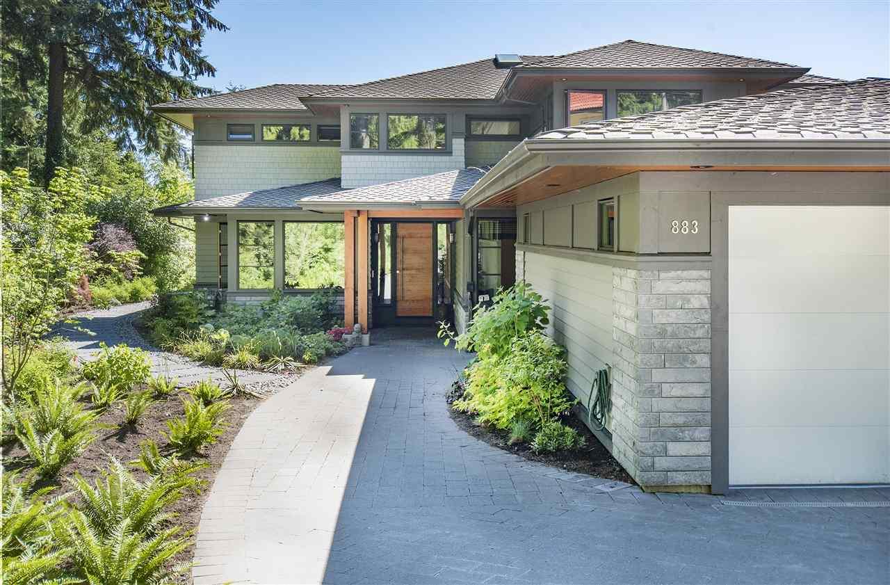 883 BELMONT AVENUE, North Vancouver, BC V7R 1J7