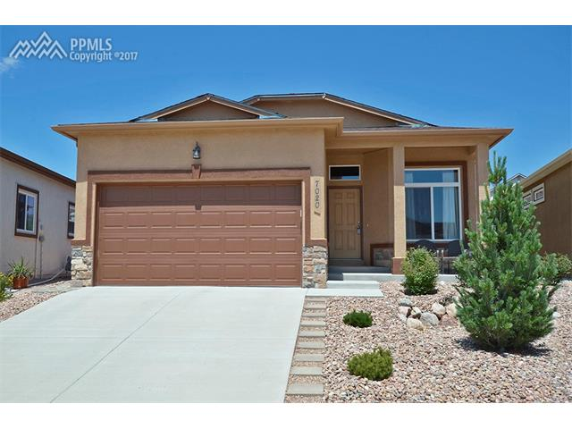 7020 Davey Crocket Court, Colorado Springs, CO 80922