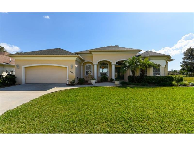 4443 PERSIAN LANE, NORTH PORT, FL 34287