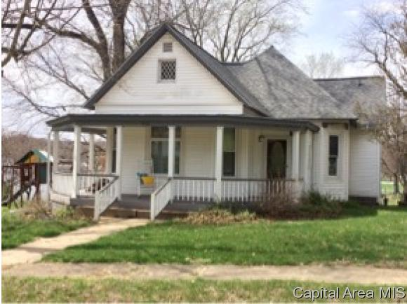 210 N MARY ST, Arenzville, IL 62611
