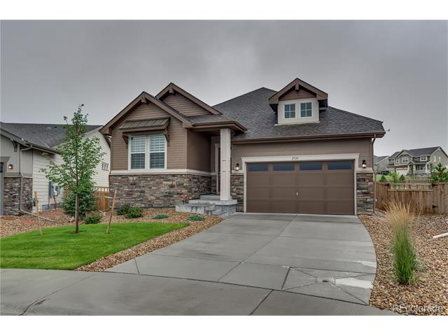 2524 Lassen Lane, Castle Rock, CO 80109
