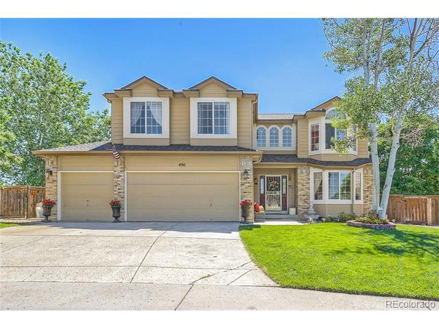 490 Bexley Court, Highlands Ranch, CO 80126