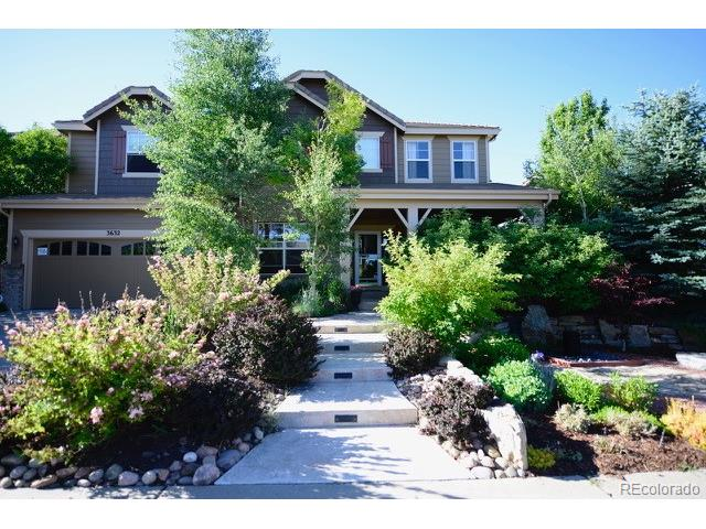 3632 Sunridge Terrace Drive, Castle Rock, CO 80109