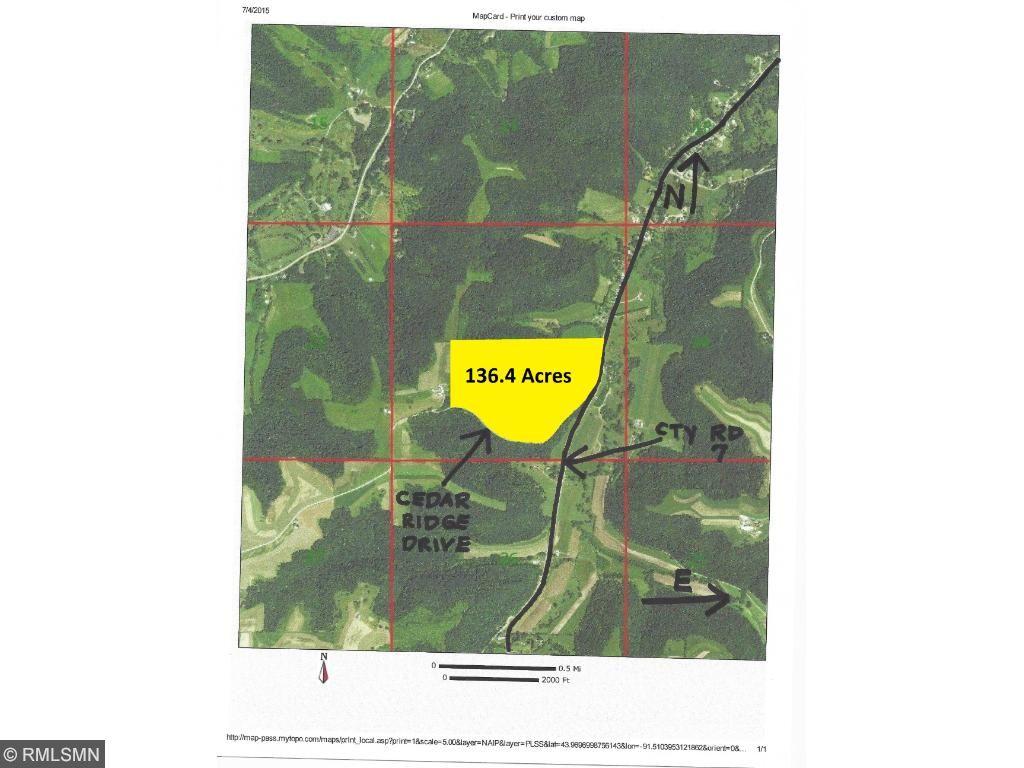 25554 County Road 7, Homer Twp, MN 55987